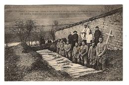MILITARIA -  MARBOTTE 1921, Avant La Fermeture De La Dernière Tombe Commune... (voir Texte Au Verso) - Equipment