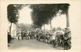 Carte Photo CHATEAU-SALINS 1924 - Chateau Salins
