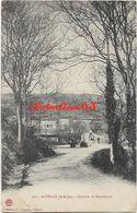 St-Péray - Chemin De Beauregard - 1914 - Saint Péray