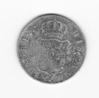 2 Réales 1793 Séville CN  TTB - Collections