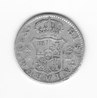 2 Réales 1784 Madrid JD  TB à TTB - Collections