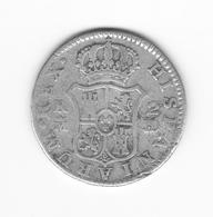 2 Réales 1784 Madrid JD  TB à TTB - Colecciones