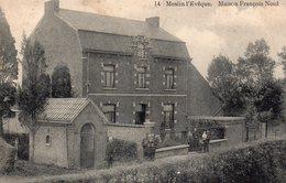 Meslin L'Evêque.  Maison François Noul - Ath
