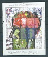Belgique Bloc 92 MNH** Prix émission 340 Fb (8,4 €) - Blocks & Sheetlets 1962-....