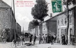 BOULIGNY-BARONCOURT CITE OUVRIER DE STE DES USINES D'AMERMONT - Francia