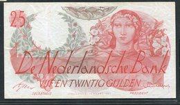 Netherlands  - 25 Gulden 1947 'Flora' - 5 BM 094191 - See The 2 Scans For Condition.(Originalscan ) - [1] …-1815 : Ante Regno
