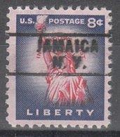 USA Precancel Vorausentwertung Preo, Locals New York, Jamaica 261 - Préoblitérés