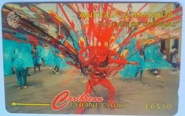 181CATB Band Leader 1993 EC$10 No Slash - Antigua And Barbuda