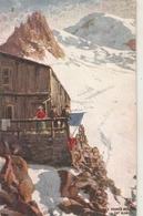 """""""Les Grands-Mulets, Sur Le Chemin  Du Mont-Blanc"""" Tuck Oikette France  Collection Villes De France PC  Ser. 105 - Tuck, Raphael"""