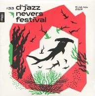 D'JAZZ NEVERS FESTIVAL # 33 - CD - Jazz