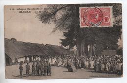 KANKAN (HAUTE GUINEE) - LE MARCHE (ETAT) - Guinée Française