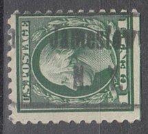 USA Precancel Vorausentwertung Preo, Locals New York, Jamestown 1914-414 - Préoblitérés