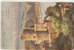"""Burg Rheinfels"" Tuck Oilette Germany Postcard # 679 - Tuck, Raphael"