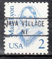 USA Precancel Vorausentwertung Preo, Locals New York, Java Village 895 - Préoblitérés
