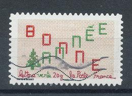 .766 (o) Bonne Année - France