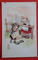 Cartolina Bambini - Illustratore Galbiati - Non Classificati