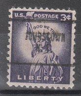 USA Precancel Vorausentwertung Preo, Locals New York, Johnstown 704 - Préoblitérés