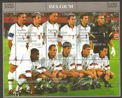 Euro 2000 Belgium - Championnat D'Europe (UEFA)