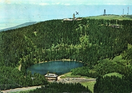 Berghotel Mummelsee Mit Hornisgrinde - Sasbach