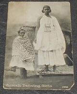 Somali - Dancing Girls : Voir état ::: Portraits - Femme - Enfant   ---------- 525 - Somalie