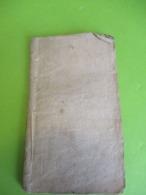 Fascicule De Théatre/ Le Retour De La Foire De BEZONS/ Comédie/ Evaristo GHERARDI/Troupe Italienne/ 1741            FAT9 - 1701-1800