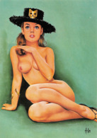 Nu Illustrateur Aslan Krisarts 5 Jacqueline - Dessins