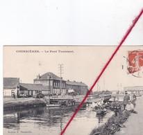 CP 62   -   COURRIERES  -  Le Pont Tournant - Unclassified