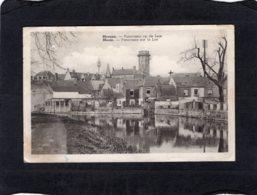 92642     Belgio,    Menin,  Panorama Sur La Lys,  VGSB - Menen