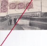 CP 62   -   COURRIERES  - Pont De Chemin De Fer  -   PENICHES - Unclassified