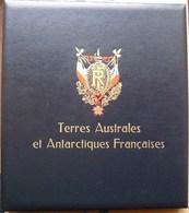 DAVO - ALBUM T.A.A.F. LUXE (1948/1988) (SANS Boitier De PROTECTION) - Reliures Et Feuilles