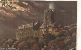"""Eisenach. Wartburg"" Tuck Oikettev Germany Postcard # 171 B - Tuck, Raphael"