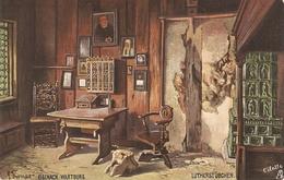 """Eisenach. Wartburg.Lutherstubchen"" Tuck Oikettev Germany Postcard # 171 B - Tuck, Raphael"