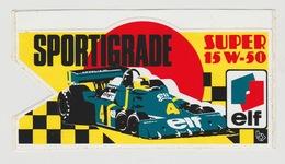 Sticker: Formula 1 - Formule 1 Sportigrade ELF Good-year Banden - Automobile - F1