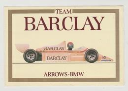 Sticker: Formula 1 - Formule 1 Team Braclay Arroes BMW Good-year Banden - Automobile - F1
