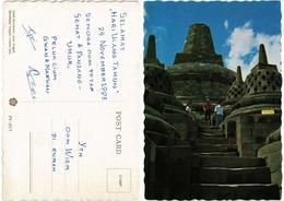 CPM AK Candi Borobudur Jawa Tengah INDONESIA (619961) - Indonesien