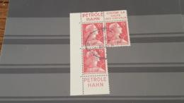 LOT 497018 TIMBRE DE FRANCE OBLITERE BORD DE FEUILLE PUBLICITE - Publicités