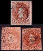 Chili Entre 1 & 4 P  (o) - Chili