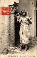 CPA AK Demi Mondaine Negresse, ALGERIE (794270) - Mujeres