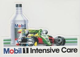 Sticker: Formula 1 - Formule 1 MOBIL 1 Intersive Care - Automobile - F1