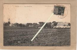 Dept 39 : ( Jura ) Rahon, Village, Eglise. - France