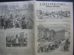 L'ILLUSTRATION 959 ROI SIAM / ETATS-UNIS/ ARABES / UTRECHT / VARSOVIE - 1850 - 1899