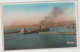 R 1 -    Bateau :  Marseille , Phare  Ste  Marie , Arrivée D ' Un  Courrier  ( Mireille) - Boten