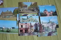 Lot De 50 Cartes Semi Moderne ( Publicité PELLETIER ) - 5 - 99 Postkaarten