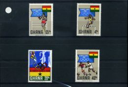 [T1362] Ghana  -  Sport - Ete 1968: Mexico