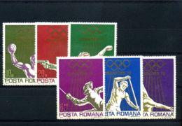 [T1853] Roemenië - Olympische Spelen München - Ete 1972: Munich