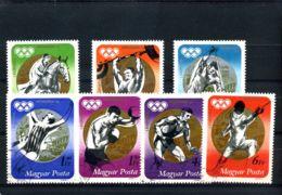 [T2020] Hongarije - Olympische Spelen München - Ete 1972: Munich