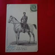 EMPEREUR DE RUSSIE S.M NICOLAS II - Russie