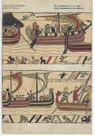 14 ( Calvados ) - Tapisserie De La Reine Mathilde - BAYEUX - Harold S'avance Sur Le Rivage - Bayeux