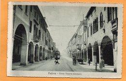 Padova Padua  Italy 1910 Postcard - Padova (Padua)