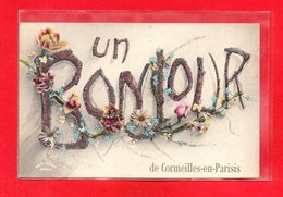 95-CPA CORMEILLES EN PARISIS - Cormeilles En Parisis